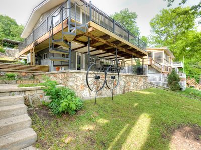 Photo for Lakefront Property for the Perfect Getaway