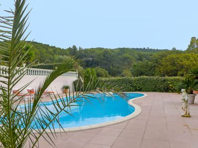 Photo for Vacation home Le Vallon in Carqueiranne - 8 persons, 4 bedrooms