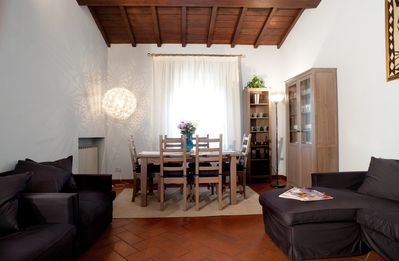 Photo for Charming Apartment In Lucca