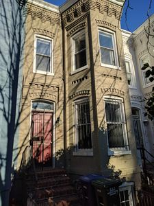 BEAUTIFUL 2 BR/2.5 bath Renovated Victorian Rowhouse with Parking - NEW LISTING!
