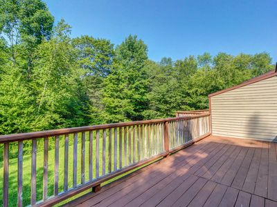 Photo for Spacious ski house with a game room and a great location!