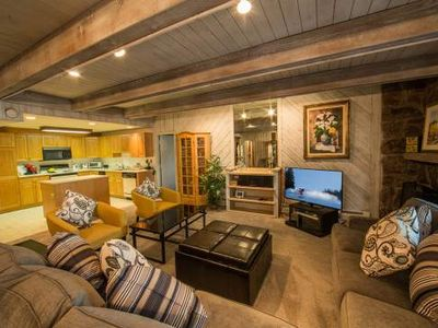 Photo for 2-Bedroom 2-Bath in Vail Village, Villa Cortina