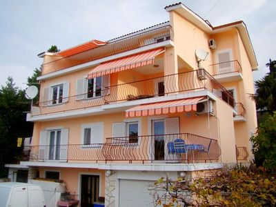 Photo for Apartments Melita, (15338), Dramalj, crikvenica riviera, Croatia