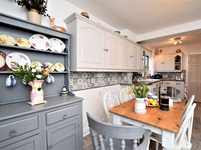 A beautiful cottage, lovingly refurbished by the owners