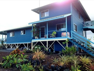 Photo for Magical Oasis on the Lava ::  Old Lava, Ocean Views, Nature!