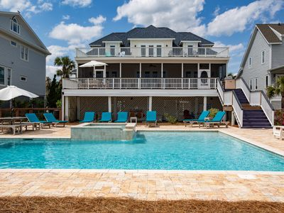 Photo for OCEANFRONT | BELLA VISTA |POOL | SPA | ELEVATOR | NEWLY REMODELED