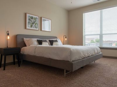 Photo for 1BR Near White River & Military Park by Mint House