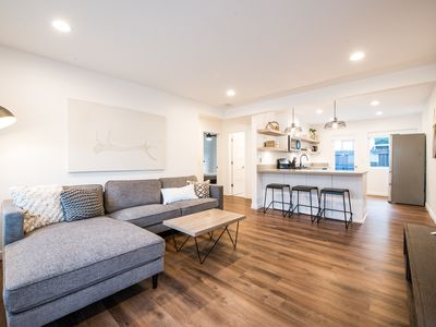 Photo for Modern Beach Escape in South Oceanside- Suite #2