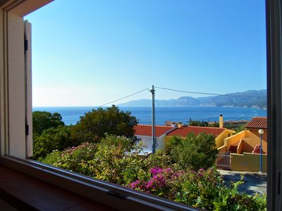 Photo for CALA GONONE - House with garden and see view