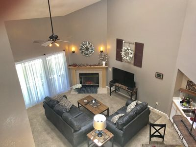 Photo for Beautiful updated 4 Bedrooms 3 Baths Luxury Condo, Sleeps 12 at Pointe Royale