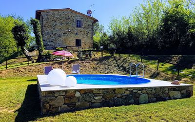Photo for Cuori - Country House with pool for 6