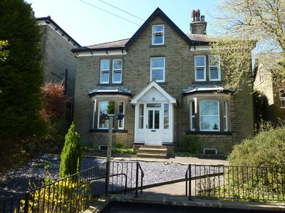 Photo for Spacious stylish house for group stays in  beautiful Buxton, pet friendly.