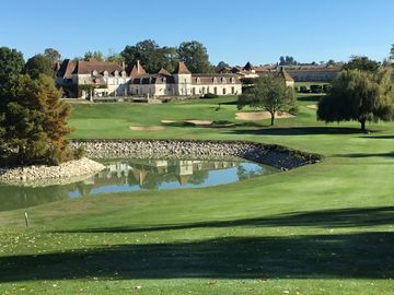 Chateau des Vigiers Golf Course, Monestier, France