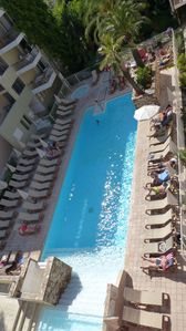 Photo for Magnificent apartment located on the port of Antibes, on the edge of the old town