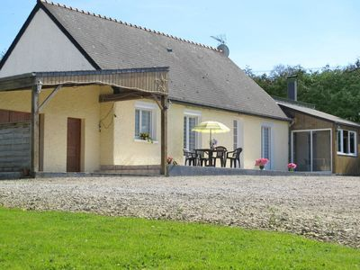 Photo for Vacation home Entre mer et campagne 3 (LMX401) in Le Mesnil - 6 persons, 3 bedrooms