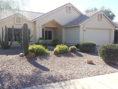 Photo for Tranquility & comfort in this beautiful Red Mountain Ranch home