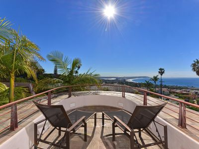 Panoramic Ocean Views, Mediterranean Perfection, Private Pool, Hot Tub