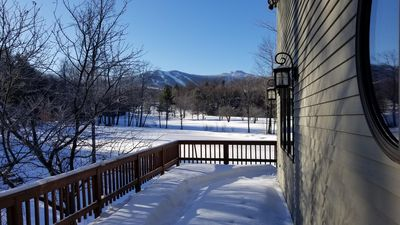 Photo for Brookside – Spectacular Mountain Views on the Killington Golf Course!