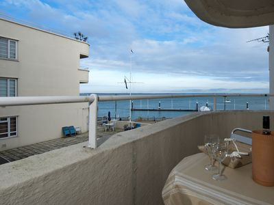 Photo for A Waterside Apartment with lovely views