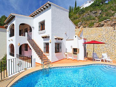 Photo for Vacation home Del Azahar in Pego - 4 persons, 2 bedrooms
