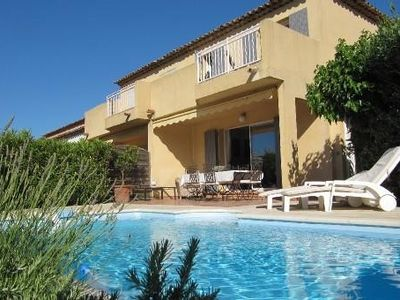 Photo for House in Sainte-Maxime 4 Pers. Private, heated pool - Air conditioning