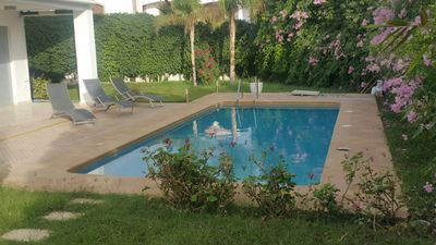 Photo for 4BR Villa Vacation Rental in Agadir, Souss-Massa-Draa