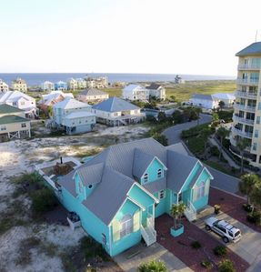 Photo for HUGE HOUSE IN A PRIVATE GATED COMMUNITY AND BEACH!