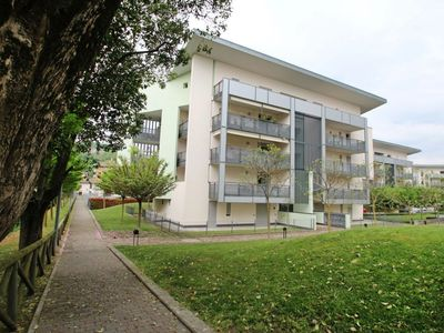 Photo for Apartment in the center of Laveno-Mombello with Lift, Parking, Internet, Washing machine (970752)