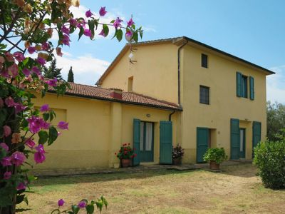 Photo for Vacation home Podere Campo Fiorito (FCA103) in Follonica - 14 persons, 4 bedrooms