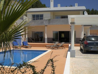 Photo for Ocean Breeze, Stylish Villa with Private Pool and Sea Views (air-con & wifi)