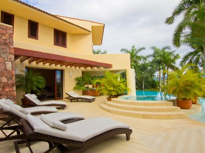 Photo for Casa Alamanda 5BR 6bath Ocean View & Golf Villa at Four Seasons