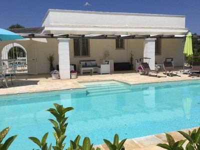 Photo for Stylish Villa, Country Setting, Ideal Location For Exploring Puglia!