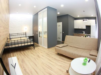 Photo for AlfaApartments. Loft in the central part