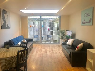 Photo for One bedroom flat with balcony in Brick Lane