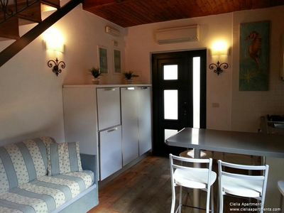 Photo for Studio 100 meters from the beach , 15 minutes away by train from Cinque Terre