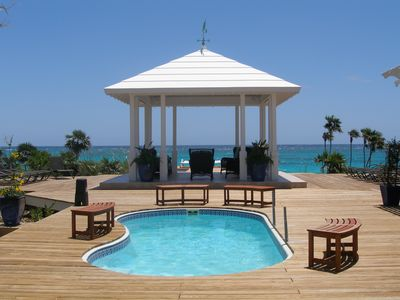 Photo for Make your mark in your own waterfront paradise, at this island idyll..