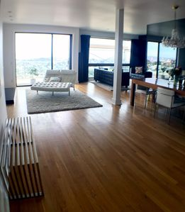 Photo for Enjoy luxury-level living in San Francisco, in this spacious, comfortable house with modern appointments, free street parking and gorgeous views.