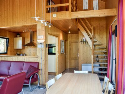 Photo for Vacation home Les Jardins de l'Ourthe in Houffalize - 6 persons, 3 bedrooms