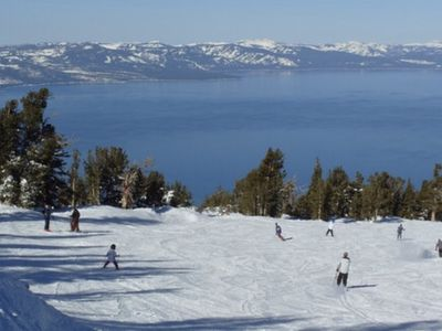 Photo for Resort Condo in Spectacular North Lake Tahoe