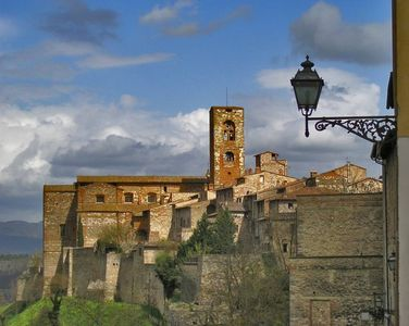 Photo for Characteristic apartment in the historical center in the heart of Tuscany Siena