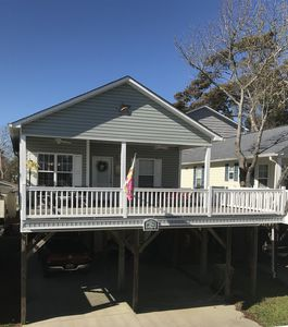 Photo for Beautiful 3 Br/ 2 Ba House in Ocean Lakes. Just a short walk to the beach