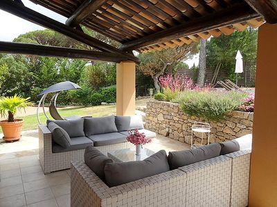 Photo for Vacation home Les Parcs de Longagne in Saint-Tropez - 8 persons, 4 bedrooms
