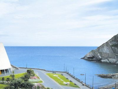 Photo for Ilfracombe Apartment, Sleeps 4 with WiFi