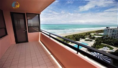 Photo for Beachfront Classic 2 Bedroom with Ocean Views - 1003
