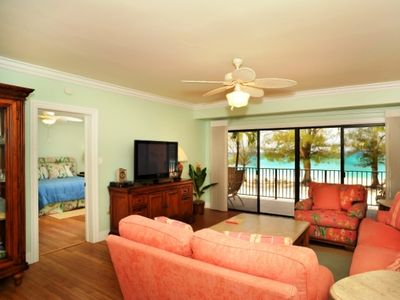Photo for 2 Bedroom Flat - 2nd Floor Oceanfront