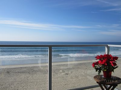 Beachfront - Awesome Ocean Views - 2 weeks or longer and save!