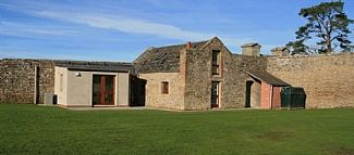 SC726 Stylish Country Holiday Cottages In The Scottish