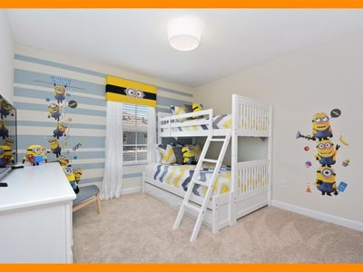 Photo for Storey Lake Resort 51 - townhouse with private pool & themed bedrooms near Disney