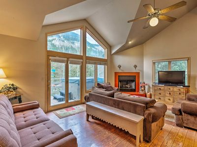 Photo for NEW! Spruce Park Home ~5 Min. from Vail Ski Lifts!