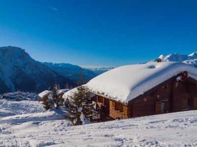 Chalet Fridi im Winter